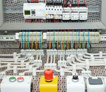 Elektroinstallation SPS-Steuerung